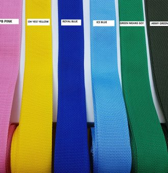 CORNER BELTS LABELLED